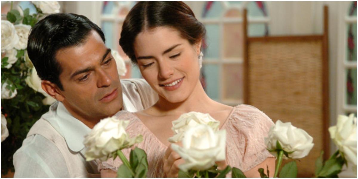 Rafael e Serena, protagonistas de Alma Gêmea - Foto: Reprodução