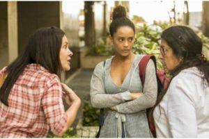 Thelma, Vitoria e Lurdes, protagonistas de Amor de Mãe - Foto: Reprodução