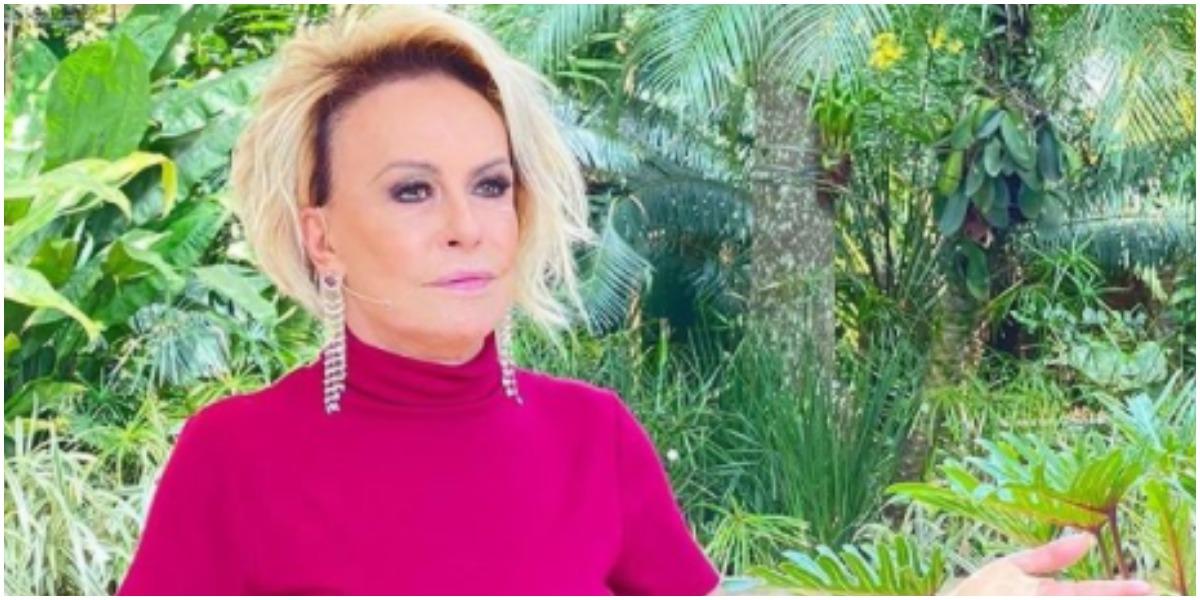 Ana Maria Braga deseja sair da Globo após desgosto no Mais Você (Foto: Reprodução)