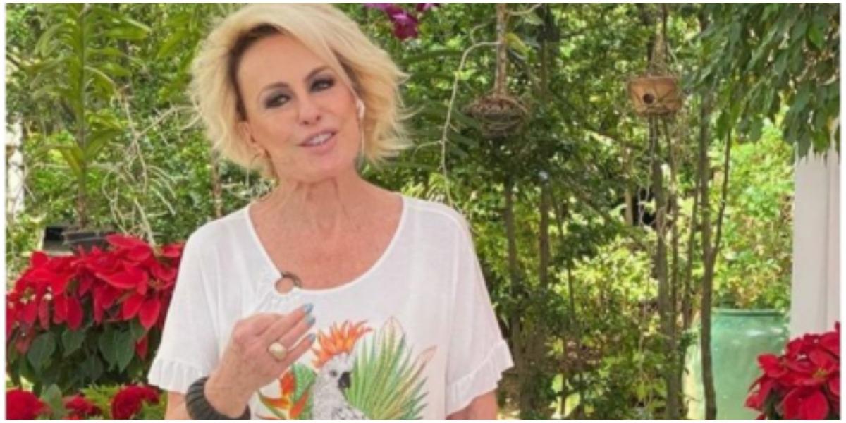 Ana Maria Braga expõe mensagem sobre dia especial e faz reflexão (Foto: Reprodução)