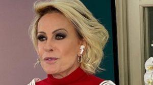 """Ana Maria Braga apresenta o """"Mais Você"""", da TV Globo (Foto: Reprodução/Instagram)"""
