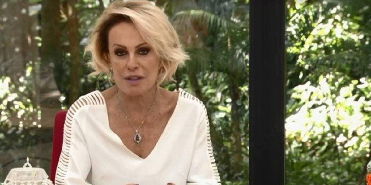 Ana Maria Braga tem saída da Globo decretada por vidente (Foto: Reprodução)