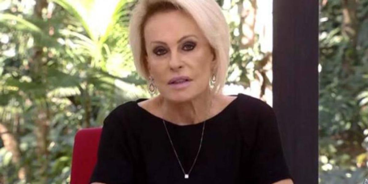 Ana Maria Braga expõe verdade sobre saída da Globo (Foto: Reprodução)