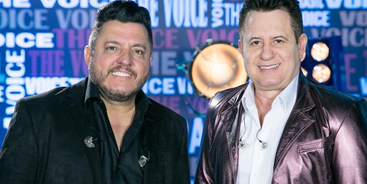 Bruno e Marrone voltaram a ser assunto por conta da voz (Foto: Reprodução)