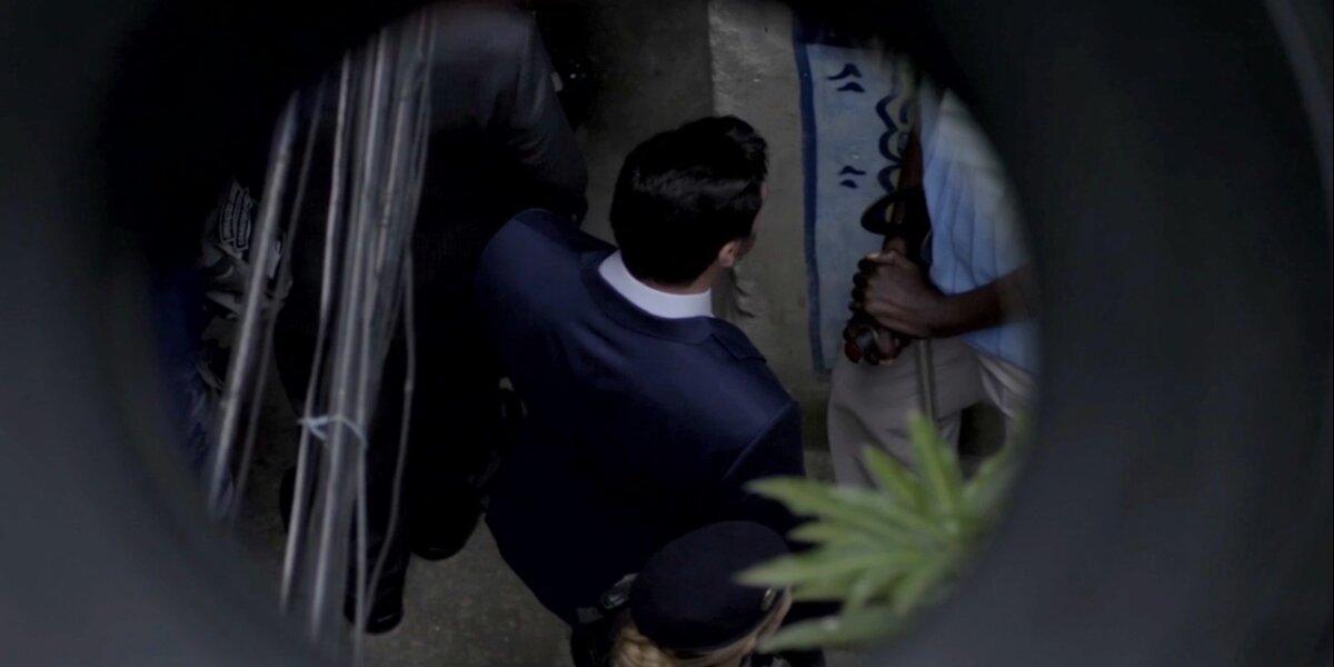Caio na mira de traficante na novela A Força do Querer