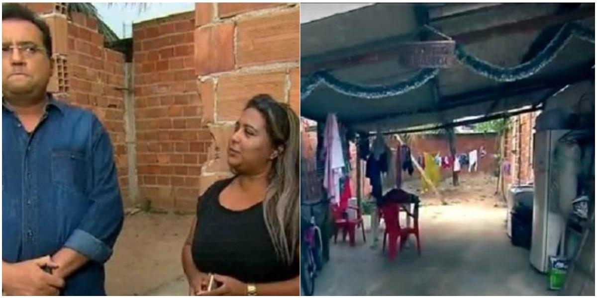 Cida, vencedora do BBB 4, perdeu tudo após emprestar dinheiro (Foto: Reprodução)
