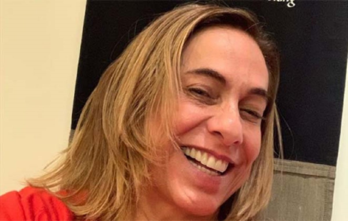 Cissa Guimarães (Foto: Reprodução)