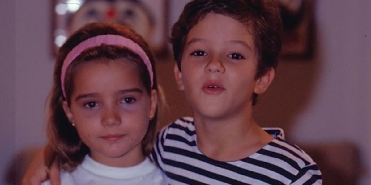 Eduardo Albuquerque em cena de Felicidade com Tatyane Goulart (Foto: Reprodução)