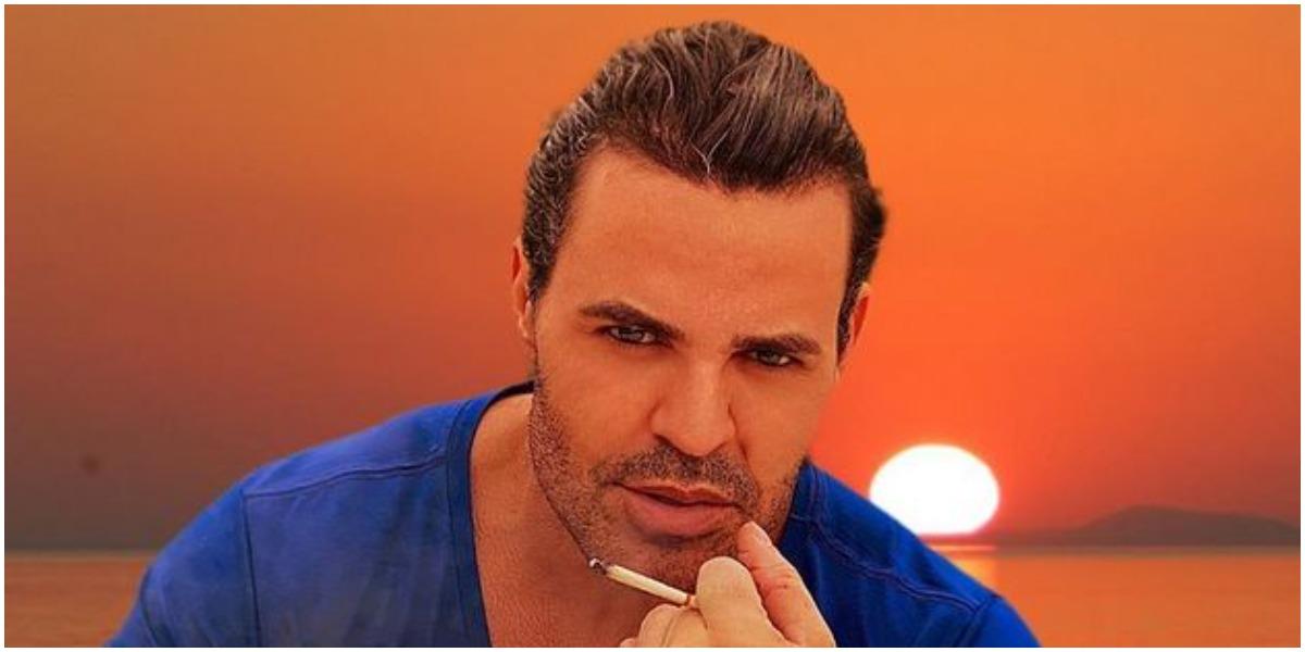 O cantor Eduardo Costa - Foto: Divulgação