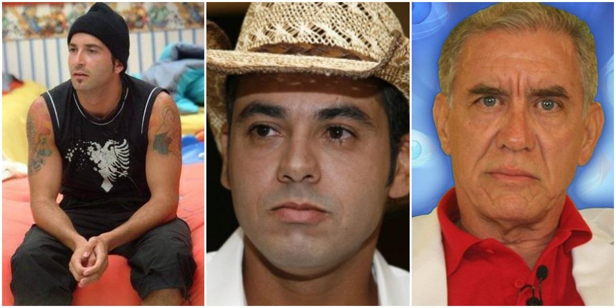 Três ex-participantes do BBB que morreram e deixaram saudades (Foto: Reprodução)