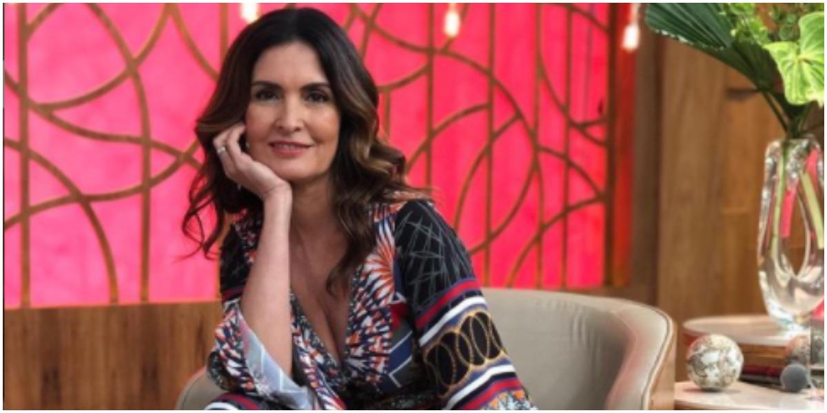 Fátima Bernardes usou as redes sociais para agradecer apoio (Foto: Reprodução)