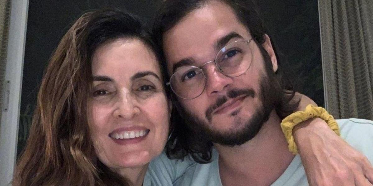 Túlio Gadelha desabafa sobre doença e anuncia melhora na saúde de Fátima Bernardes (Reprodução)