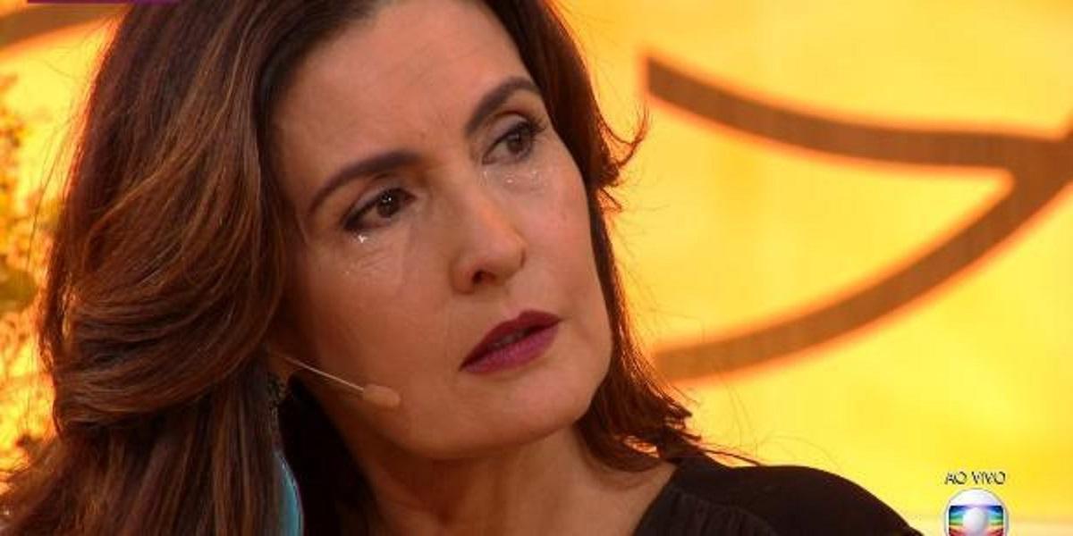 Fátima Bernardes (Foto: Reprodução) Globo