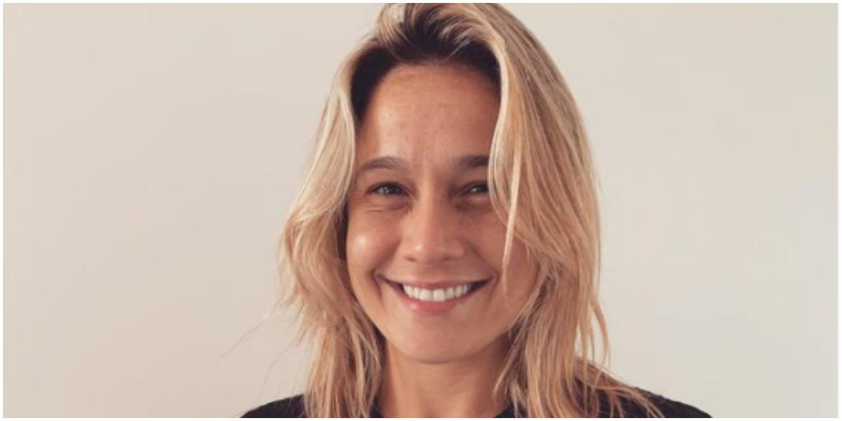 Fernanda Gentil usou as redes sociais para se despedir de 2020 (Foto: Reprodução)