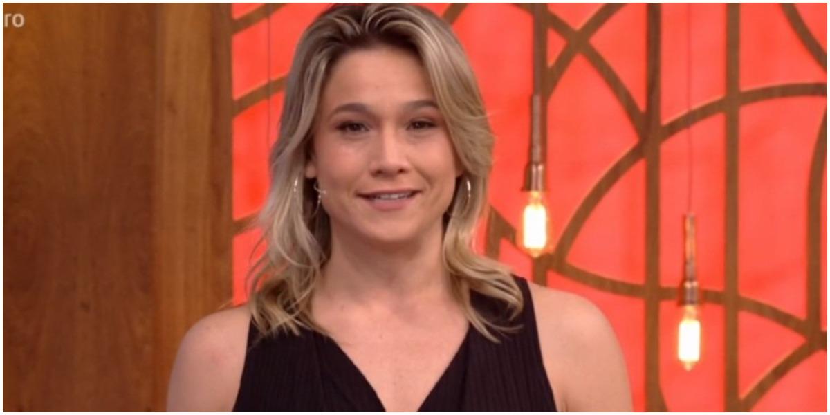 A apresentadora Fernanda Gentil, da Globo - Foto: reprodução