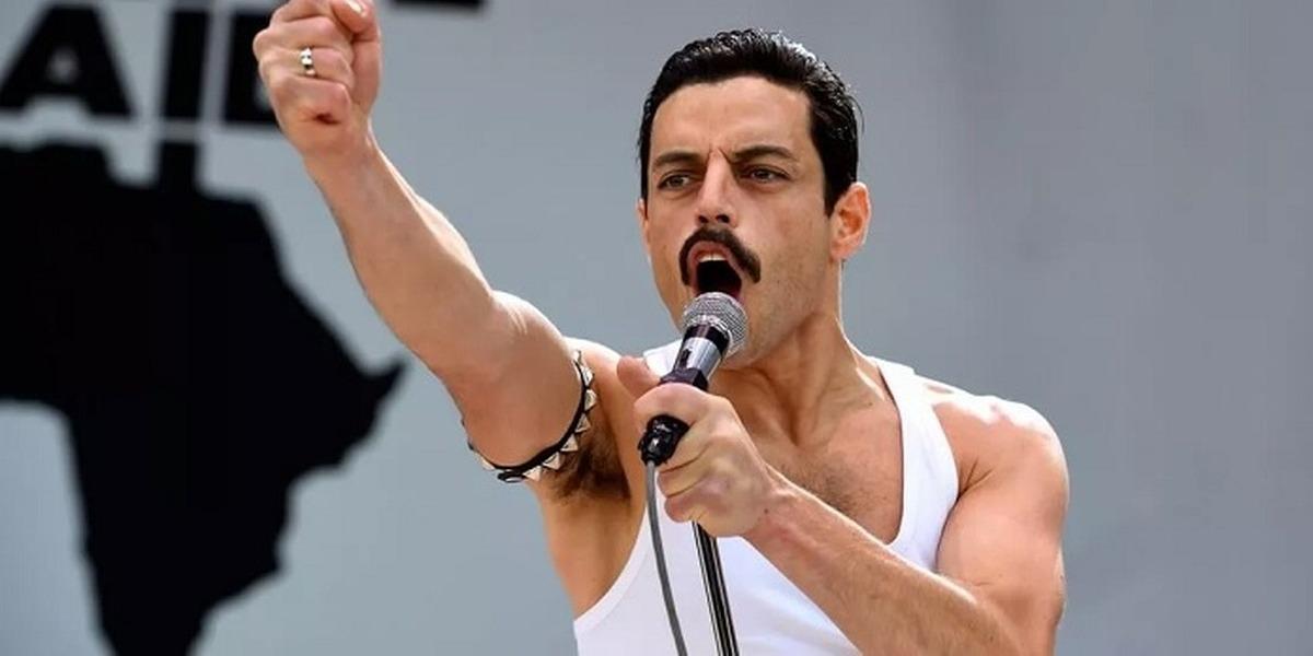 Freddie Mercury tem vida íntima exposta (Foto: Reprodução)