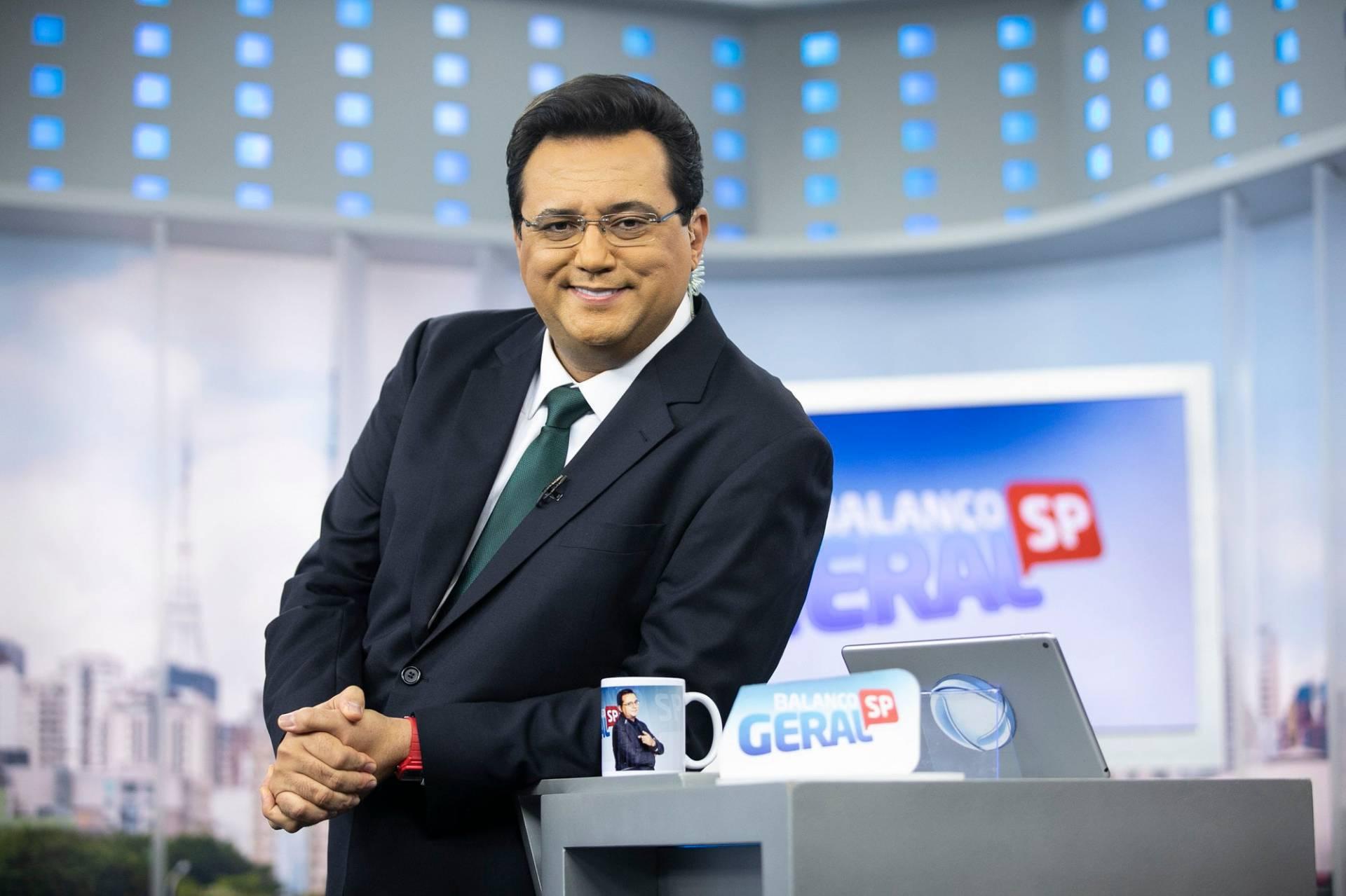 Geraldo Luís (Foto: Divulgação/RecordTV)