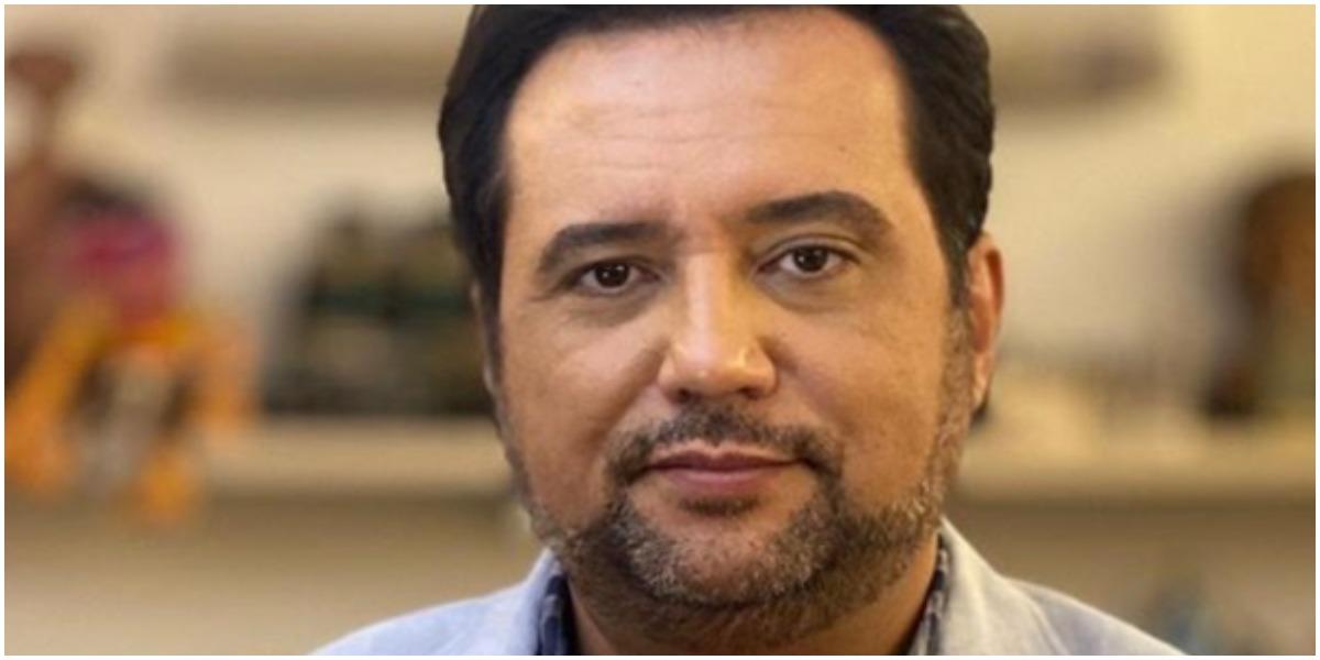 O apresentador Geraldo Luís, da Record - Foto: Reprodução