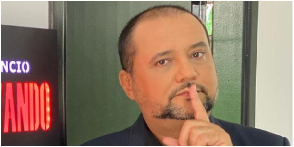 Geraldo Luís expõe basta e fala sobre não aproveitar segunda chance (Foto: Reprodução)