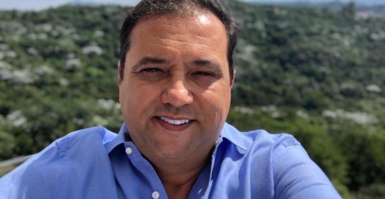 Geraldo Luís (Foto: Reprodução/Instagram)