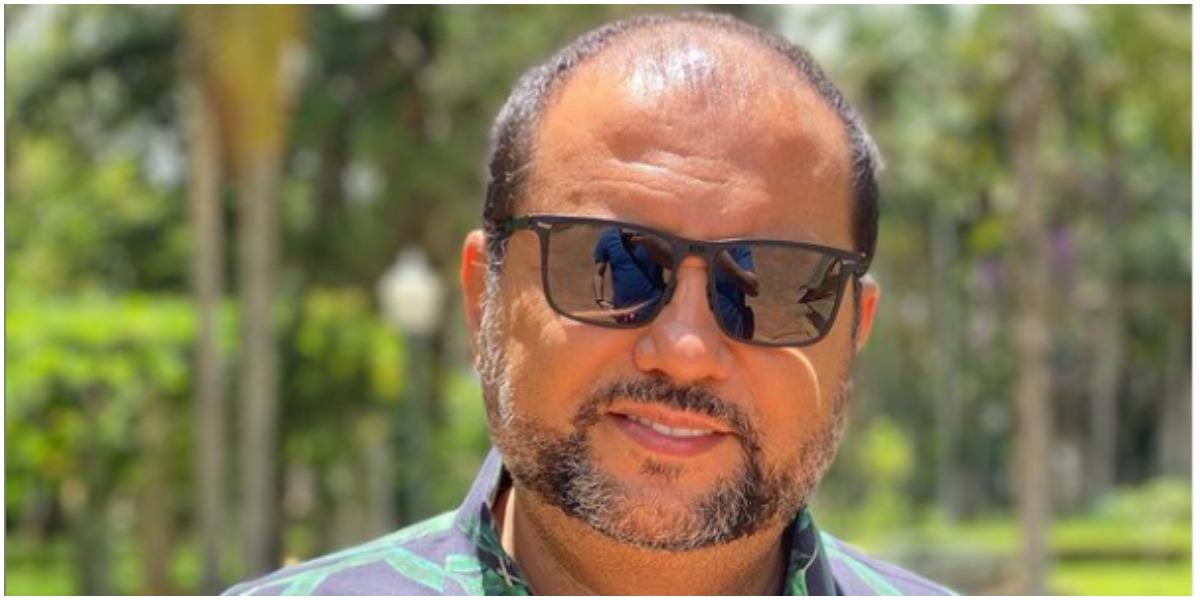 Geraldo Luís expõe desejo de ano melhor após ficar de fora do Natal de pessoas carentes (Foto: Reprodução)