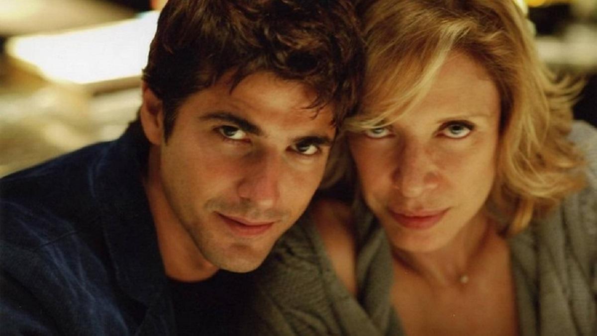 Marília Gabriela e Reynaldo Gianecchini (Foto: Reprodução)