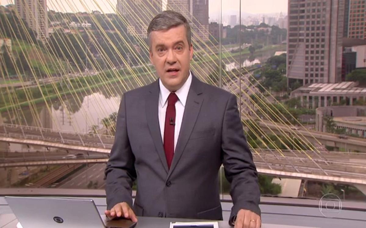 Roberto Kovalic na Globo (Foto: Divulgação)
