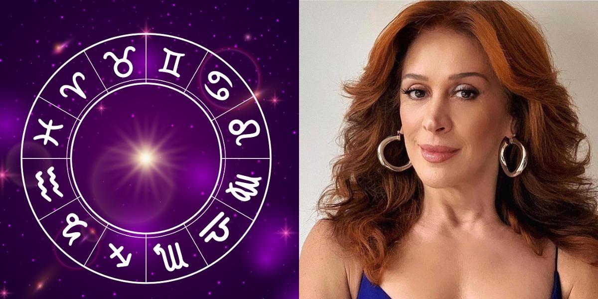 A quarta-feira, 23, é marcada pelo aniversário da atriz Cláudia Raia, artista do signo de Capricórnio (Foto: Reprodução)