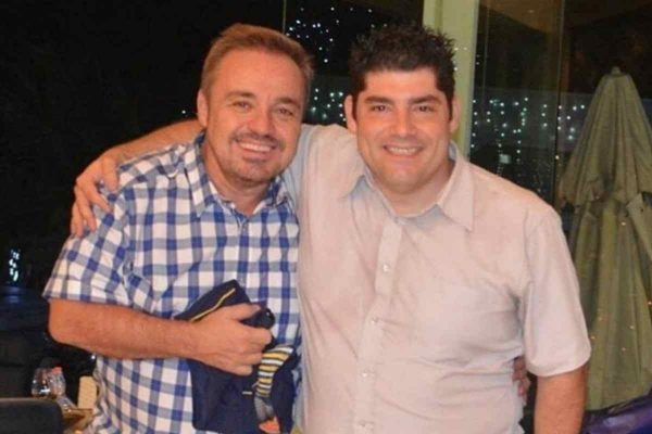 Gugu e o sobrinho, Alexandre Liberato (Foto: Reprodução/Instagram)