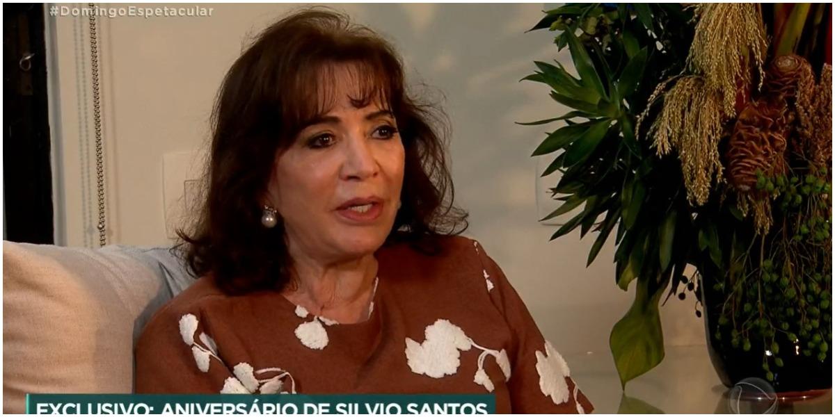 Íris Abravanel escancarou relação com Silvio Santos - Foto: Reprodução