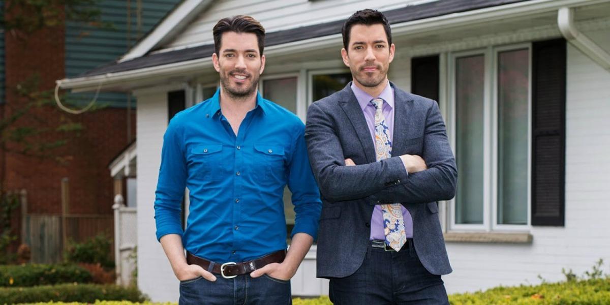 Drew e Jonathan Scott, apresentadores de Irmãos à Obra (Foto: Reprodução)