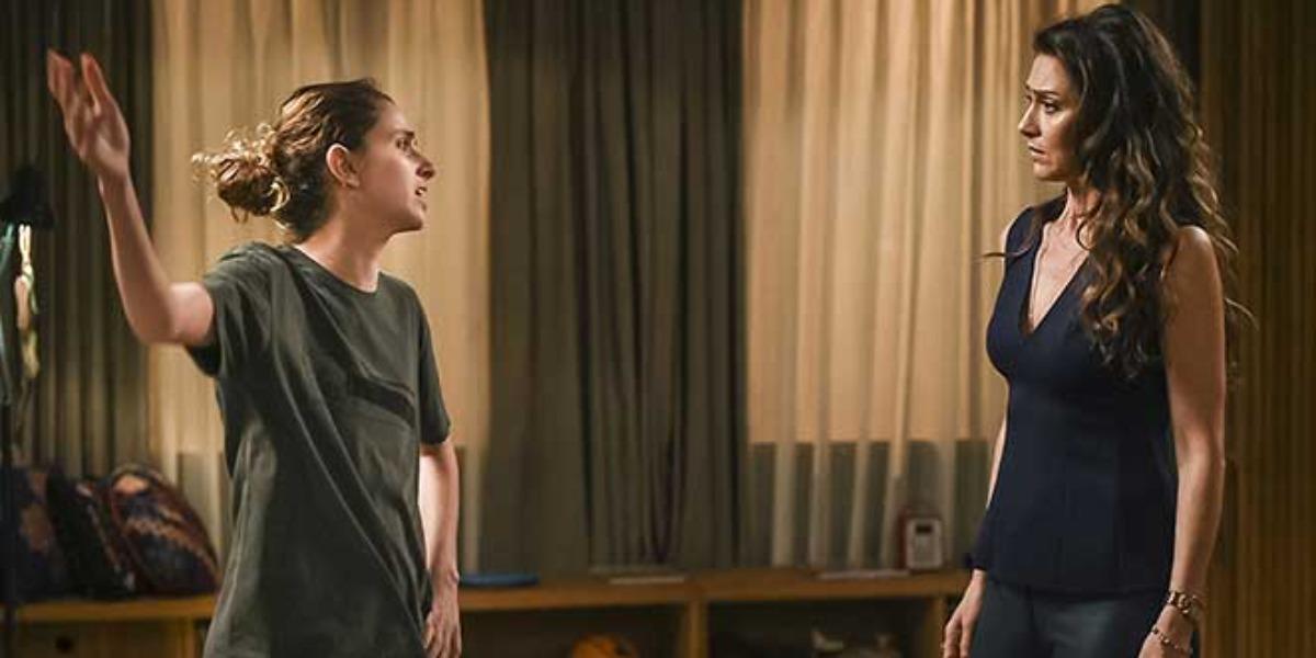 Ivana e Joyce em A Força do Querer (Foto: Reprodução)