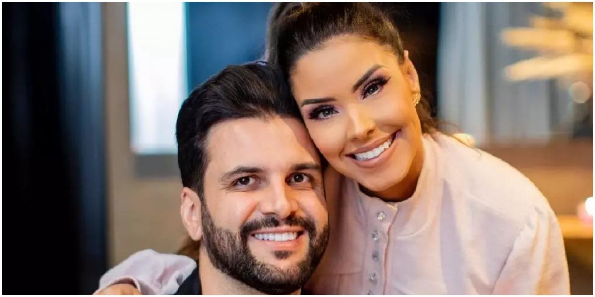 Ivy Moraes cancela casamento com Rogério Fernandes após traição (Foto: Instagram)