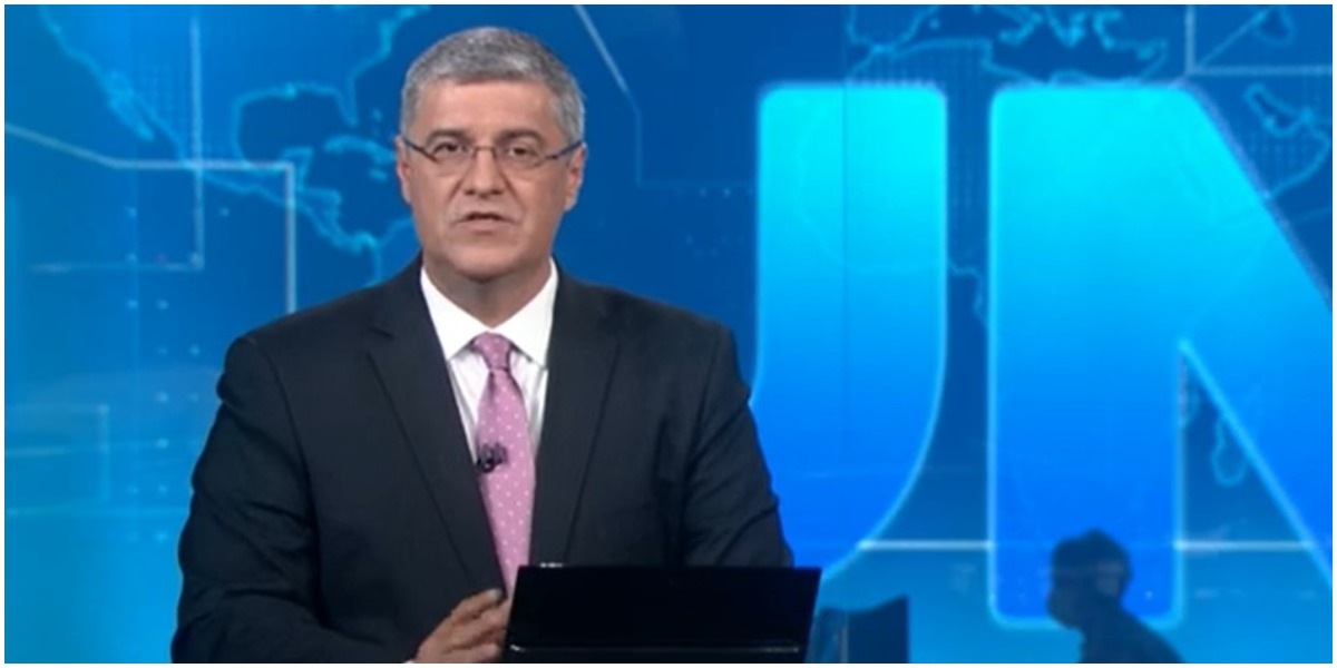 Jornal Nacional surpreendeu com notícia bomba - Foto: Reprodução