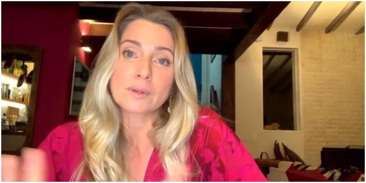 Letícia Spiller defende Marcius Melhem e denuncia outros assédios na Globo (Foto: Reprodução)