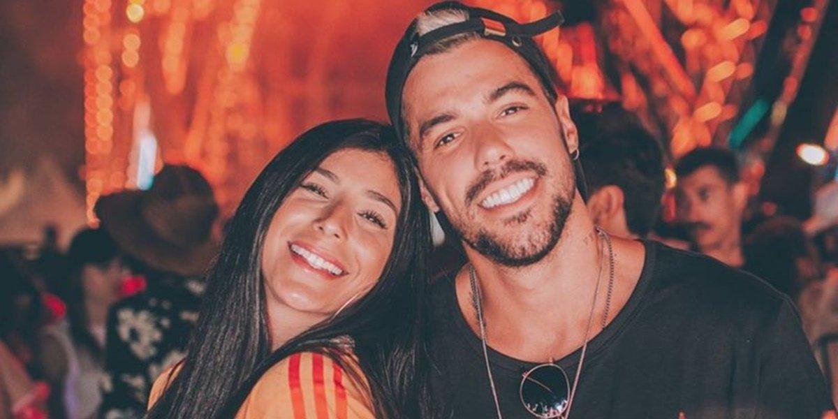 Lipe Ribeiro e Ya já estão praticamente de casamento marcado - Foto: Reprodução