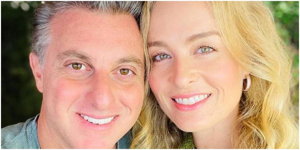 Luciano Huck é casado com Angélica (Foto: Reprodução)