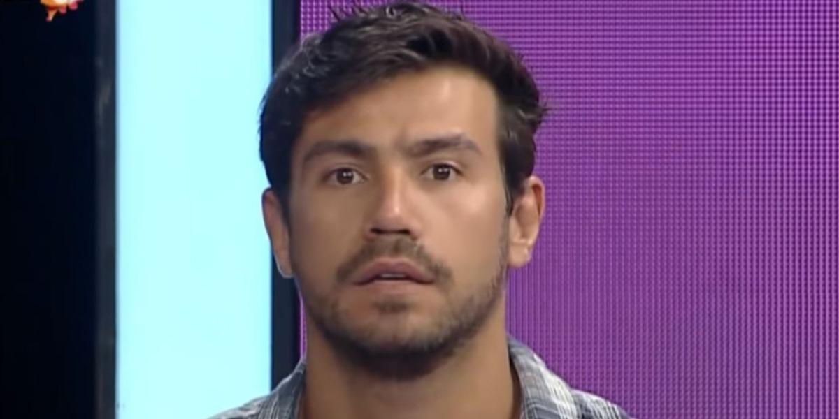 Mariano escancara sexo com Jakelyne Oliveira (Foto: Reprodução)