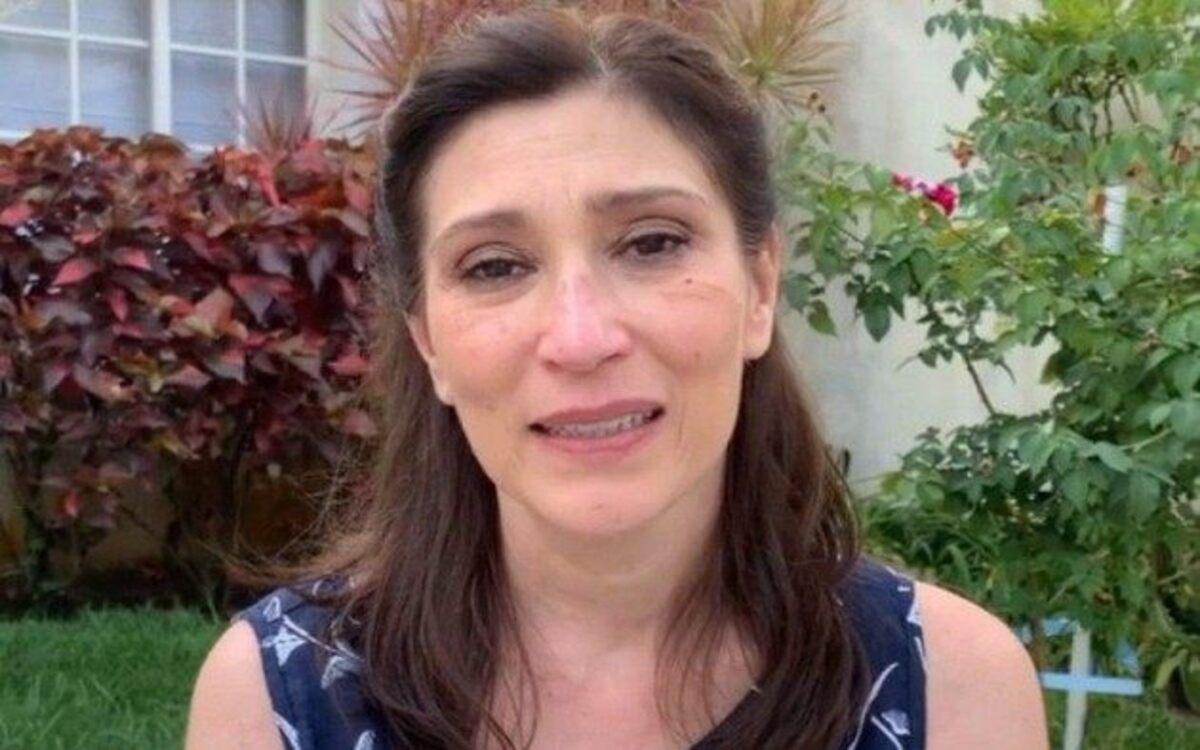 Beth Goulart, filha de Nicette Bruno (Foto: Divulgação)