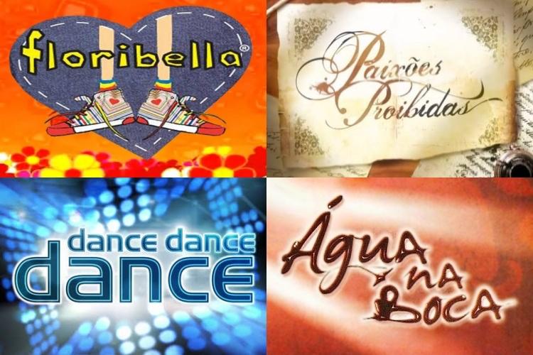 Floribella, Dance Dance Dance, Água na Boca e mais: Veja audiências de novelas da Band (Foto: Montagem)