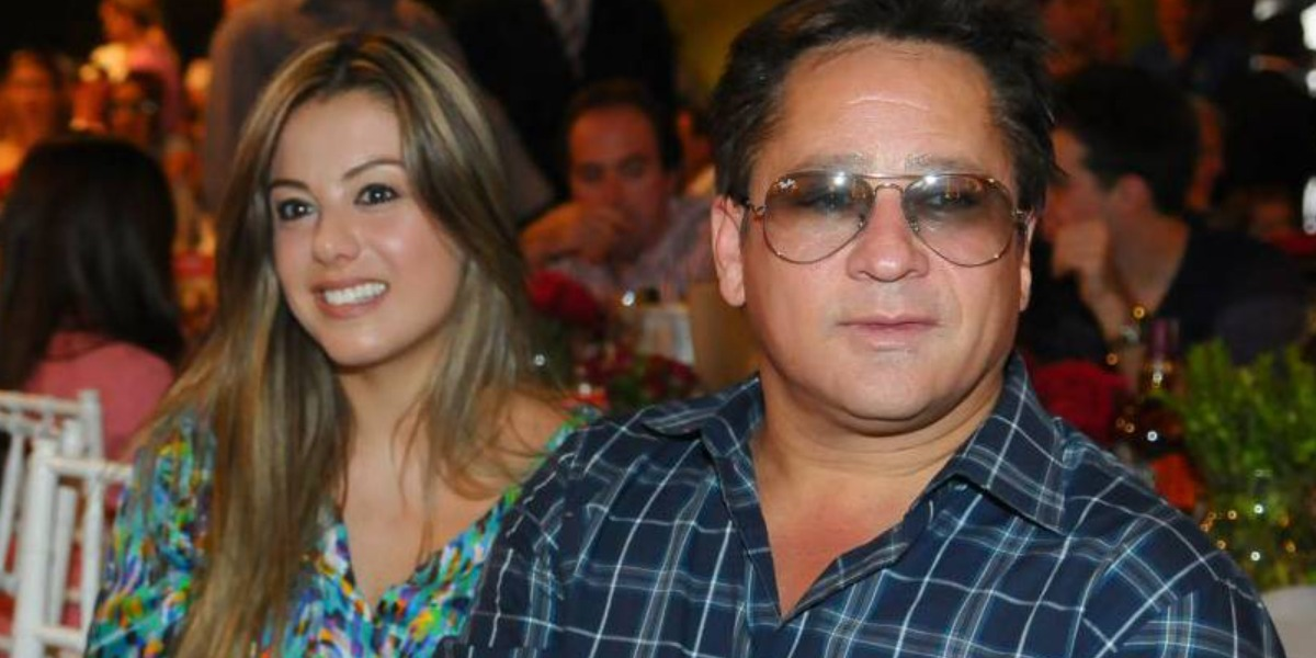 Poliana Rocha e Leonardo estão casados há 24 anos (Foto: AgNews)