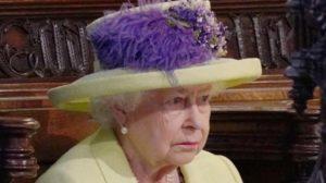 Morte da Rainha Elizabeth II é anunciada em telejornal (Foto: Reprodução)