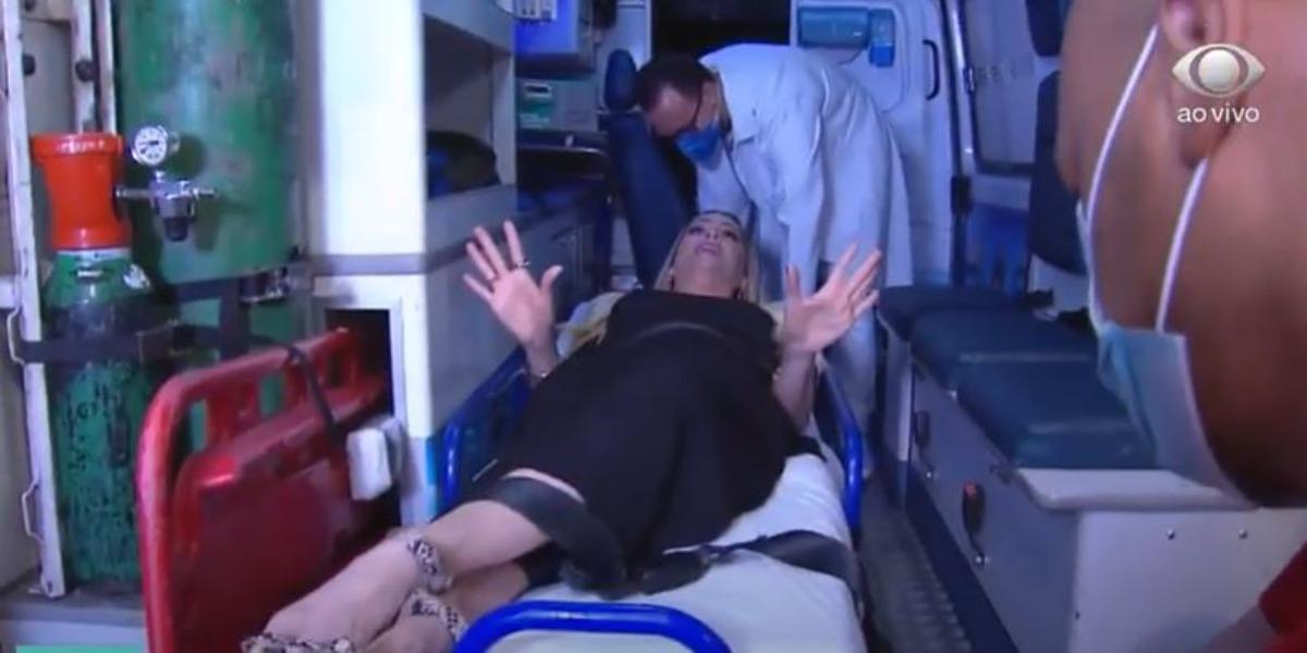 """Renata Fan arrebentou com a audiência do """"Jogo Aberto"""" (Foto: Reprodução/Band)"""