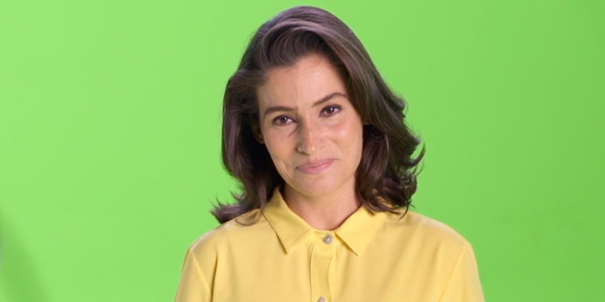 """Renata Vasconcellos está de férias do """"Jornal Nacional"""" (Foto: Divulgação/TV Globo)"""