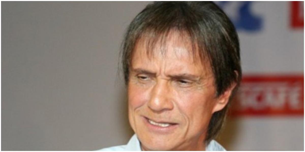 Roberto Carlos expõe uso de seu nome para aplicação de golpe e denuncia (Foto: Reprodução)