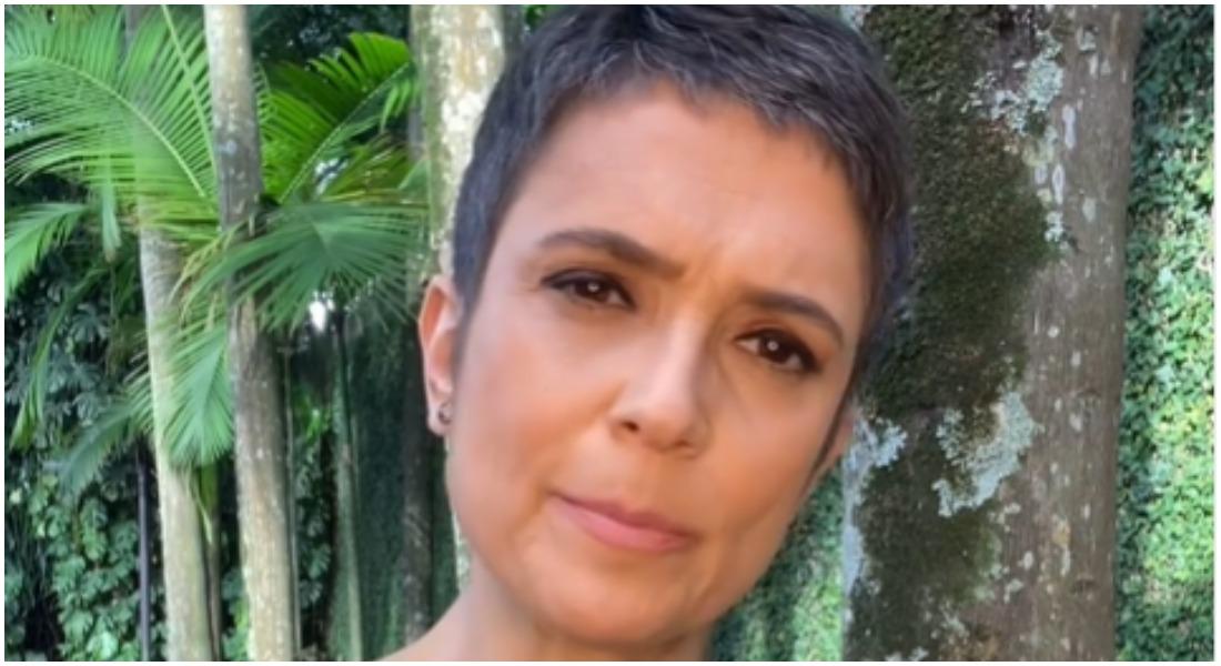 Sandra Annenberg expõe despedida da Globo e dá adeus no Globo Repórter (Foto: Reprodução)