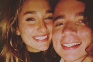 Sasha Meneghel, filha da apresentadora Xuxa, e seu namorado, o cantor gospel João Figueiredo (Foto: Divulgação)