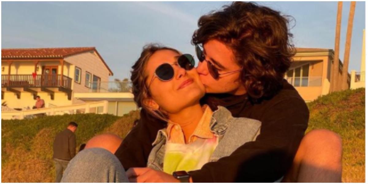 Namorado de Sasha Meneghel, João Figueiredo, surgiu com o rosto desfigurado (Foto: Reprodução)