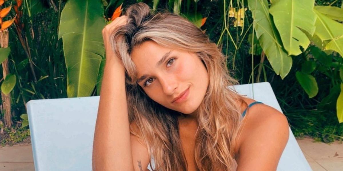 Sasha está em um relacionamento com o cantor João Figueiredo (Reprodução)