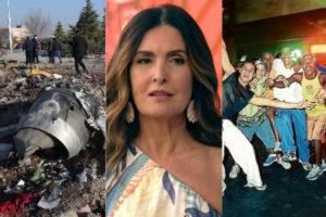 Queda de avião, cantor morto com tiro e desfecho do câncer de Fátima Bernardes: Sensitiva decreta avisos pavorosos